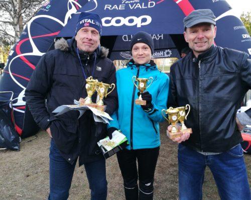Margus Esnar, Maris Terno ja Tõnu Tänav
